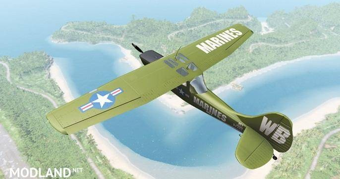 Cessna L19 v 1.1 [0.9.0]